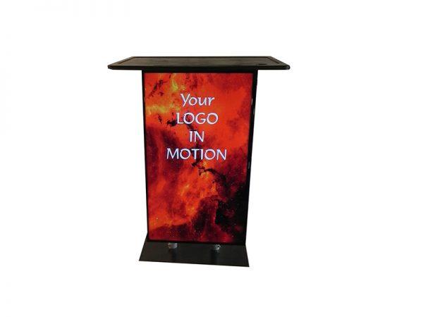 Accent Vertical Full Monitor Podium - Dan James Original
