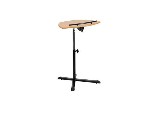 Height Adjustable Natural Laptop Computer Desk