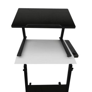 Adjustable Desk/Children Lectern Desktop Home Office Sit Stand Up Desk 29.5 to 37.5 inches- Audio System Group