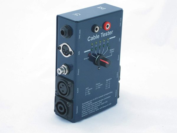 Clear Sound Cord/Cable Checker