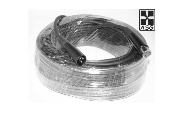 Clear Sound PO-595 6 Outlet Plug Strip (Black) 2 foot cord