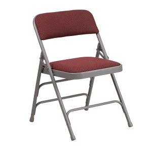HERCULES Series Curved Triple Braced Chair
