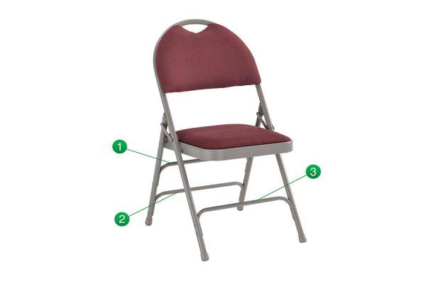 HERCULES Series Extra Large Ultra-Premium Chair