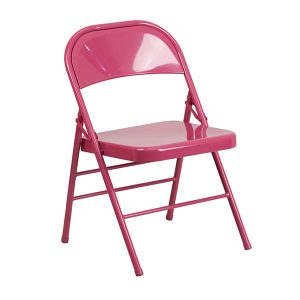 HERCULES COLORBURST Series Shockingly Fuchsia Chair