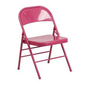 HERCULES COLORBURST Series Shockingly Fuchsia Chair