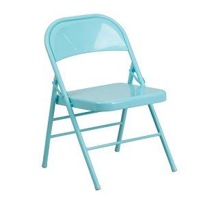 HERCULES COLORBURST Series Tantalizing Teal Chair