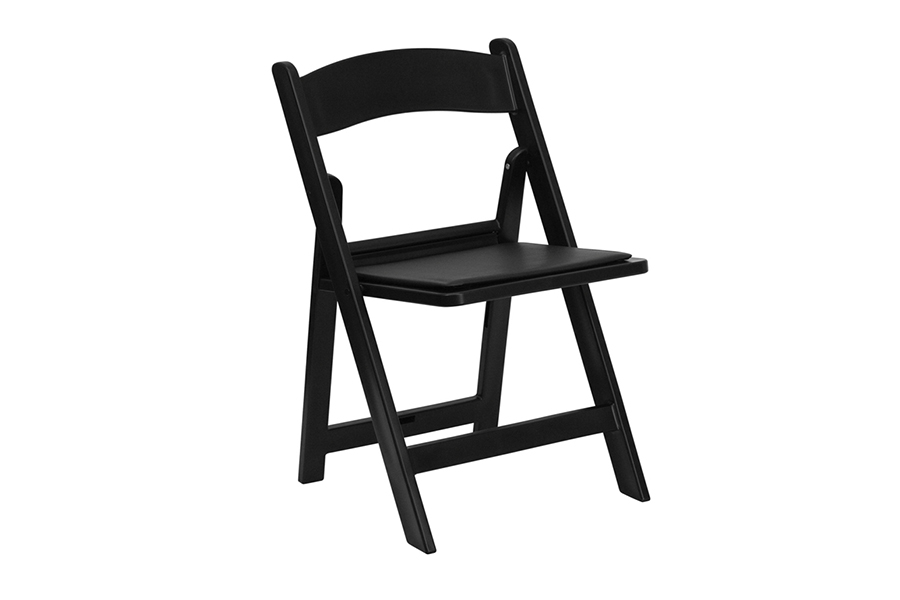 HERCULES Series Black Chair