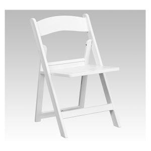 HERCULES Series White Chair