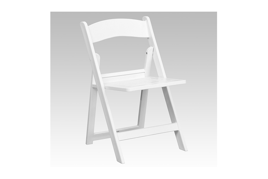 HERCULES Series White Chair
