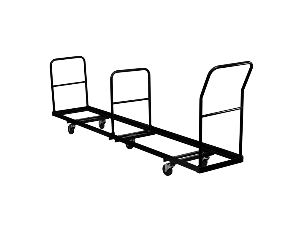 Vertical Storage Folding Chair Dolly