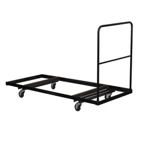 Black Folding Table Dolly