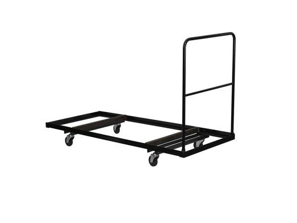 Black Folding Table Dolly