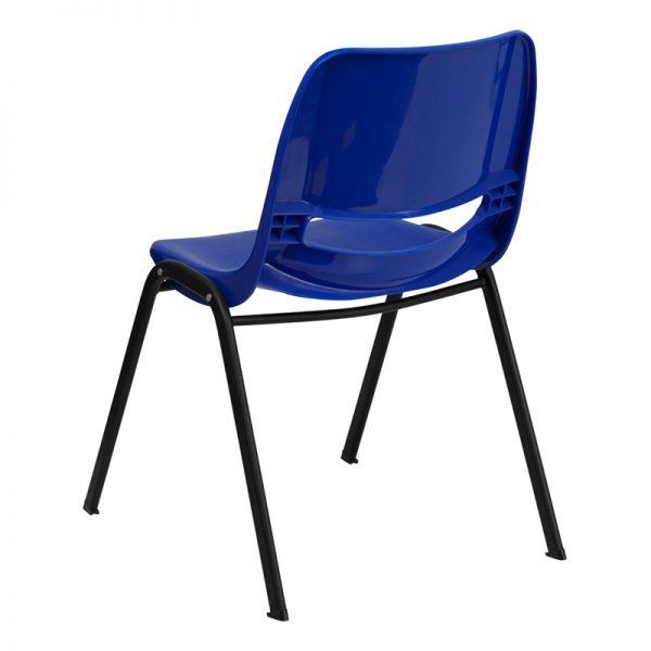Hercules Series Navy Shell Chair