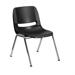 HERCULES Series Black Shell Chair