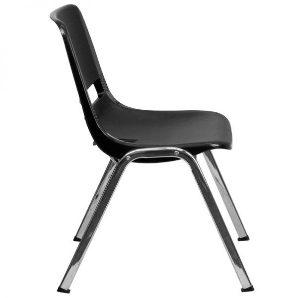 HERCULES Series Black Shell Chair