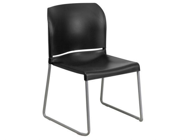HERCULES Series Black Full Back Chair
