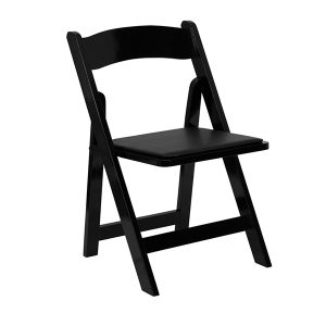 HERCULES Series Black Wood Chair