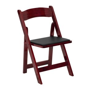 HERCULES Series Mahogany Wood Chair
