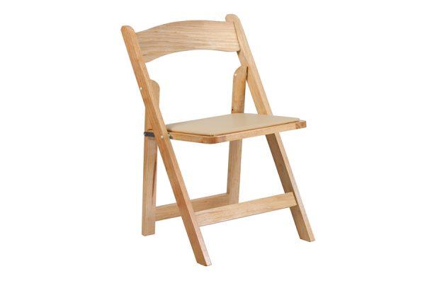 HERCULES Series Natural Wood Chair