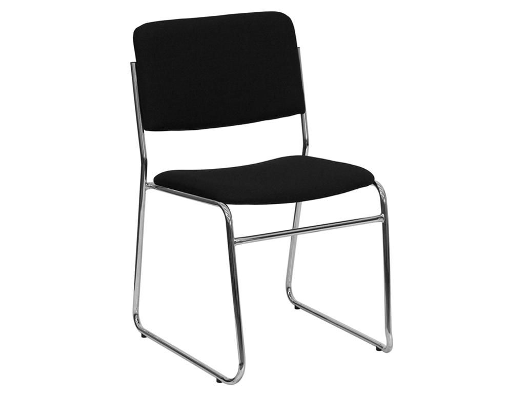 HERCULES Series Black Fabric Chair